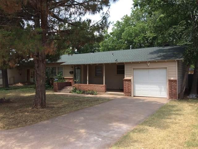 742 Westview Drive, Abilene, TX 79603 (MLS #14433583) :: The Heyl Group at Keller Williams