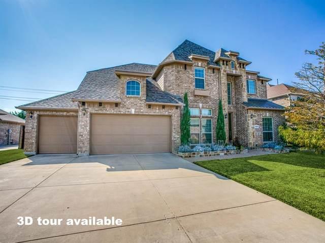 12961 Viola Drive, Frisco, TX 75033 (MLS #14433586) :: Front Real Estate Co.
