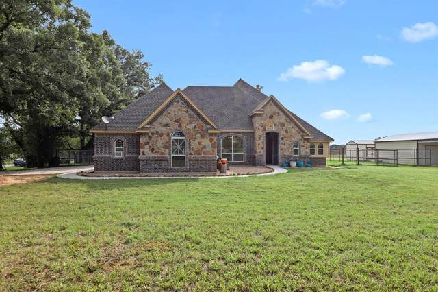 3200 Knob Road, Springtown, TX 76082 (MLS #14433589) :: Trinity Premier Properties
