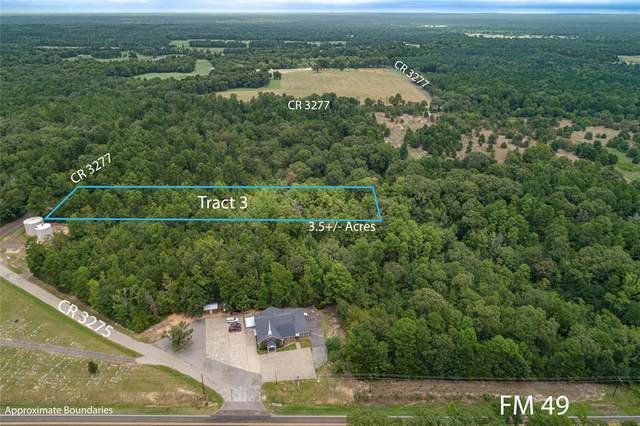 Tract # County Road 3277, Mineola, TX 75773 (MLS #14433592) :: The Kimberly Davis Group