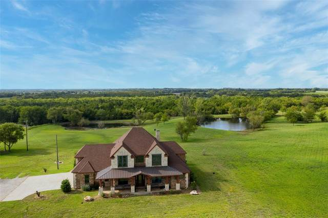 7956 County Road 501, Blue Ridge, TX 75424 (MLS #14433610) :: Real Estate By Design