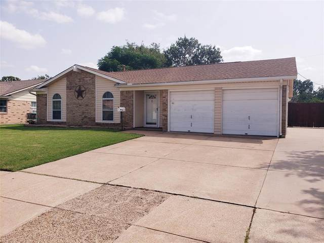 612 E Glendale Street, Crowley, TX 76036 (MLS #14433680) :: Keller Williams Realty