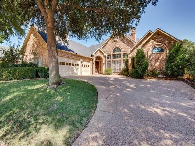 1212 Hills Creek Drive, Mckinney, TX 75072 (MLS #14433700) :: The Hornburg Real Estate Group