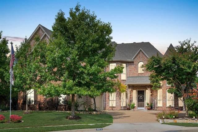 10973 Southbury Lane, Frisco, TX 75033 (MLS #14433720) :: Real Estate By Design
