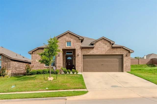 924 Deer Valley Drive, Weatherford, TX 76087 (MLS #14433724) :: Robbins Real Estate Group