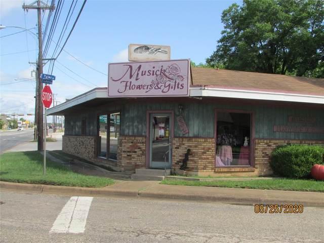 934 S Jackson, Jacksonville, TX 75766 (MLS #14433727) :: The Kimberly Davis Group