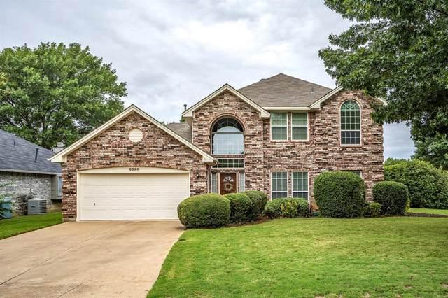 3350 Summerfield Drive, Grapevine, TX 76051 (MLS #14433739) :: The Tierny Jordan Network