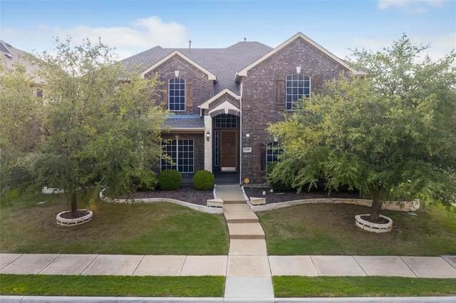 3600 Barrydale Drive, Denton, TX 76208 (MLS #14433756) :: The Daniel Team