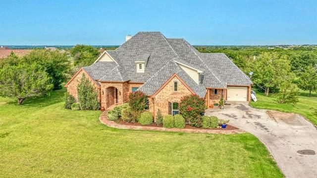 619 Sandwood Court, Weatherford, TX 76085 (MLS #14433774) :: The Mauelshagen Group