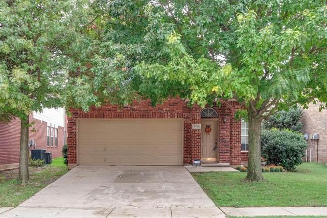 5420 Pecan Creek Circle, Fort Worth, TX 76244 (MLS #14433783) :: Frankie Arthur Real Estate