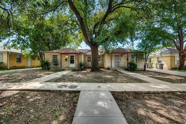 4922 W University Boulevard, Dallas, TX 75209 (MLS #14433798) :: Team Hodnett