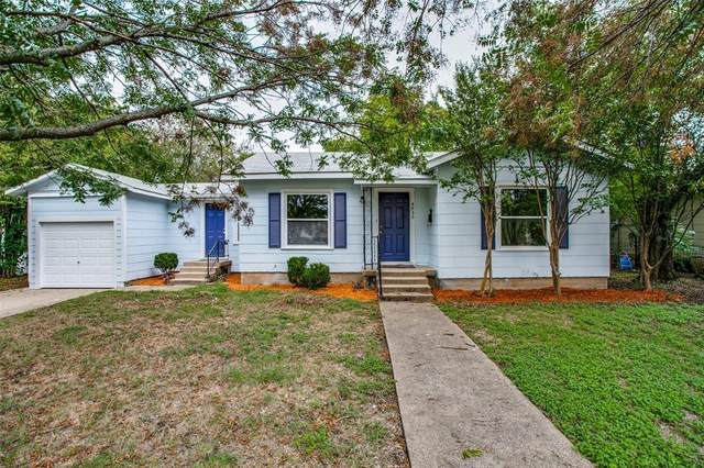 4930 Donnelly Avenue, Fort Worth, TX 76107 (MLS #14433806) :: Keller Williams Realty