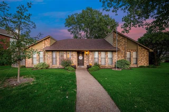 202 Fountain Gate Drive, Allen, TX 75002 (MLS #14433815) :: The Tierny Jordan Network