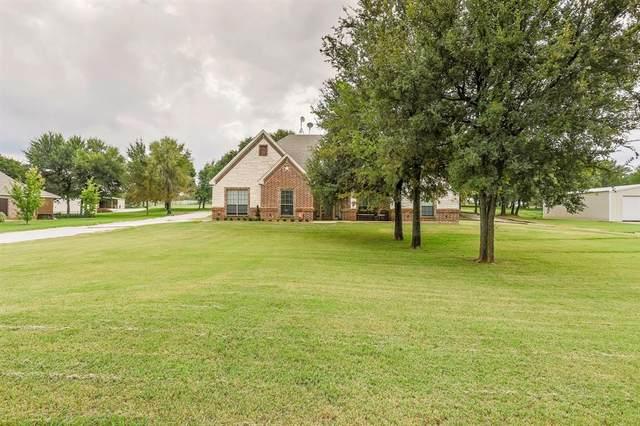 184 Browder Road, Springtown, TX 76082 (MLS #14433838) :: Trinity Premier Properties