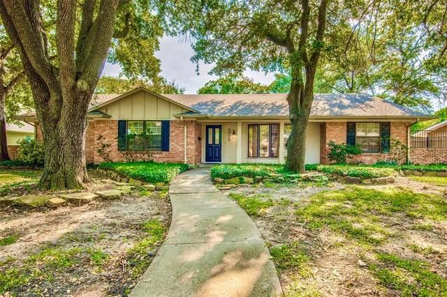 4928 Mill Run Road, Dallas, TX 75244 (MLS #14433851) :: Potts Realty Group