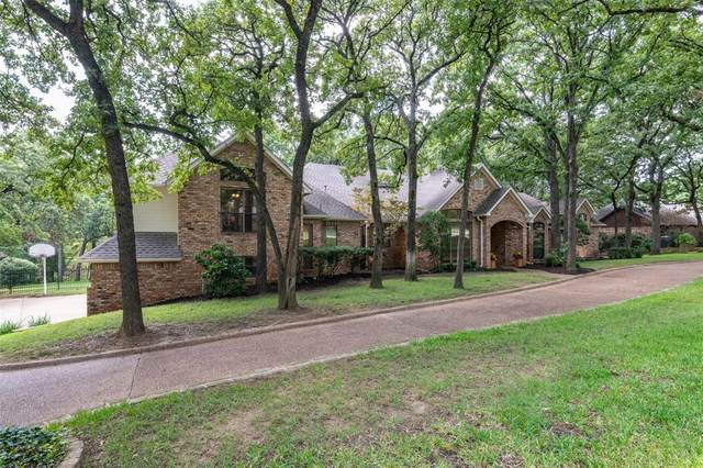 1363 Lakeview Drive, Southlake, TX 76092 (MLS #14433877) :: The Mitchell Group