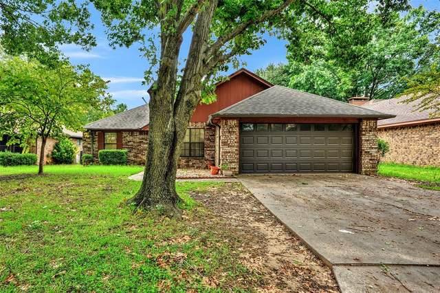 418 Oxford Drive, Sherman, TX 75092 (MLS #14433879) :: The Kimberly Davis Group