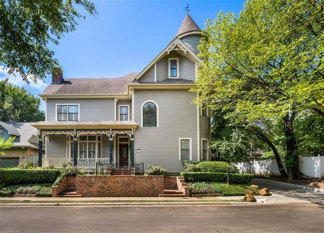 2309 Boll Street, Dallas, TX 75204 (MLS #14433910) :: RE/MAX Pinnacle Group REALTORS