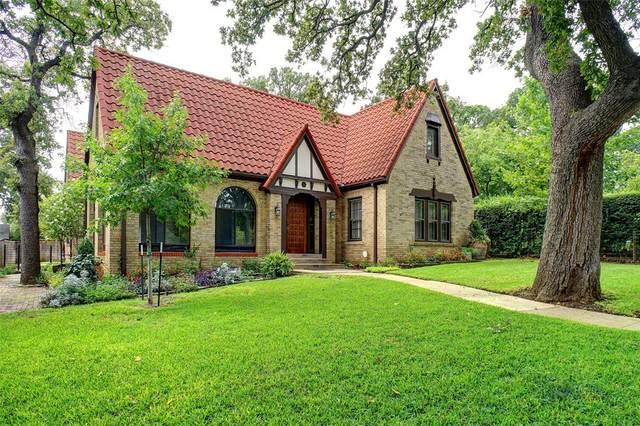 1015 W Oak Street, Denton, TX 76201 (MLS #14433914) :: Frankie Arthur Real Estate