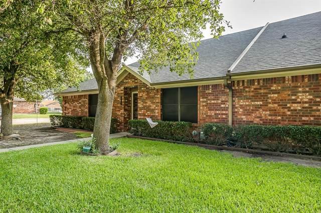 956 Austin Court, Weatherford, TX 76086 (MLS #14433915) :: The Mauelshagen Group