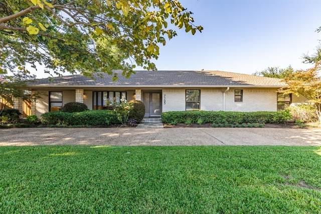 7153 Stonetrail Drive, Dallas, TX 75230 (MLS #14433926) :: The Good Home Team