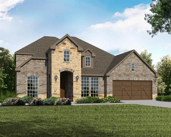 9821 Wexley Way, Fort Worth, TX 76131 (MLS #14433928) :: Trinity Premier Properties