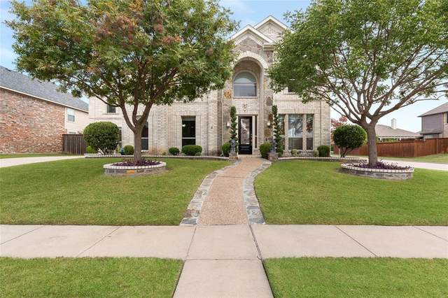1200 Apache Lake Drive, Carrollton, TX 75010 (MLS #14433956) :: The Tierny Jordan Network