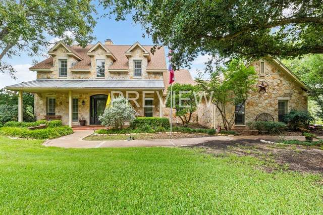 8428 Ravenswood, Granbury, TX 76049 (MLS #14433986) :: Frankie Arthur Real Estate