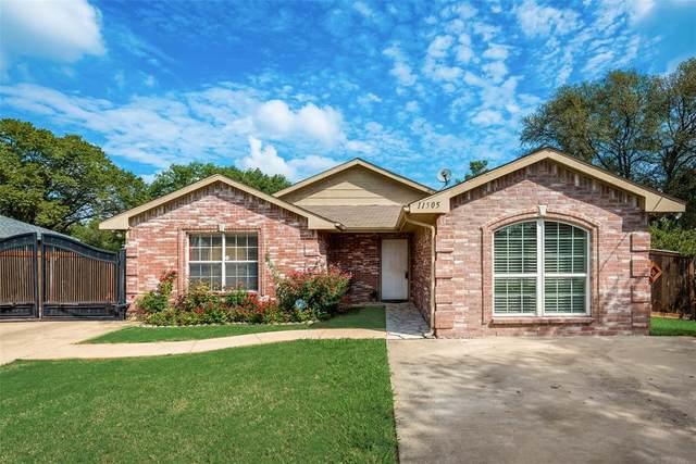 11505 Long Hill Lane, Balch Springs, TX 75180 (MLS #14433989) :: The Mauelshagen Group