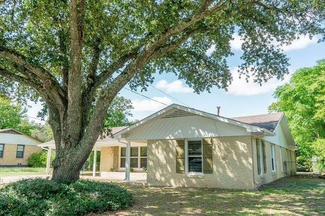 416 Highland Drive, Athens, TX 75751 (MLS #14434016) :: The Tierny Jordan Network