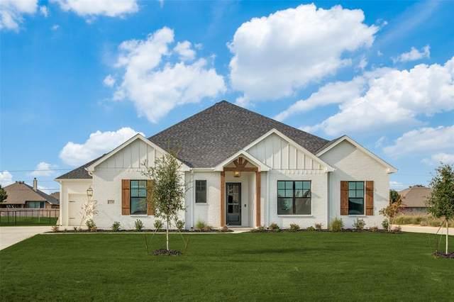 1330 Oliver Creek Lane, Justin, TX 76247 (MLS #14434020) :: Justin Bassett Realty