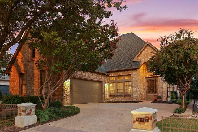 625 Chandon Court, Southlake, TX 76092 (MLS #14434076) :: The Mitchell Group