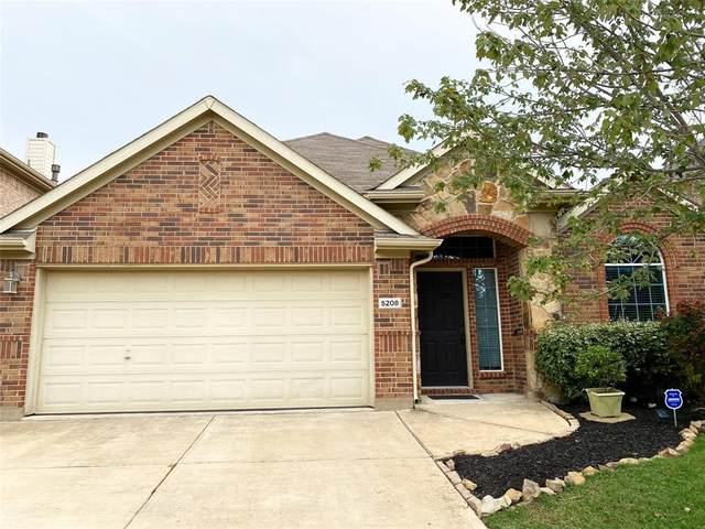 5208 Briar Forest Road, Fort Worth, TX 76244 (MLS #14434096) :: The Good Home Team