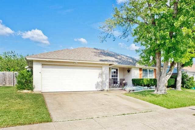 7604 Echo Hill Drive, Watauga, TX 76148 (MLS #14434112) :: Justin Bassett Realty