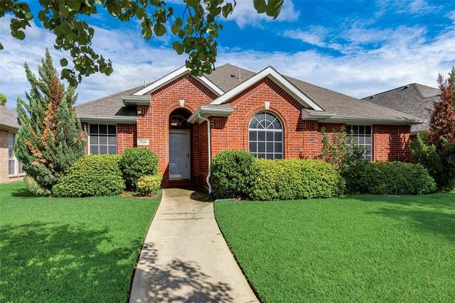 7816 Park Downs Drive, Fort Worth, TX 76137 (MLS #14434141) :: RE/MAX Landmark