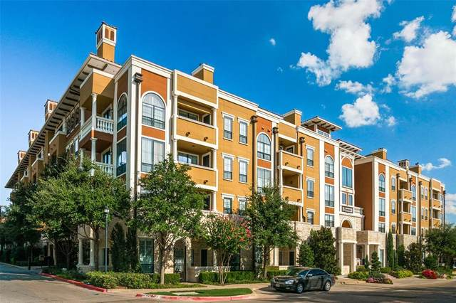 8616 Turtle Creek Boulevard #321, Dallas, TX 75225 (MLS #14434195) :: Maegan Brest | Keller Williams Realty