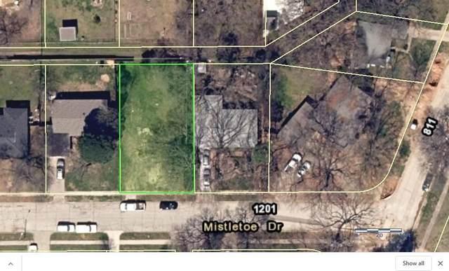1217 Mistletoe Drive, Irving, TX 75060 (MLS #14434200) :: The Kimberly Davis Group