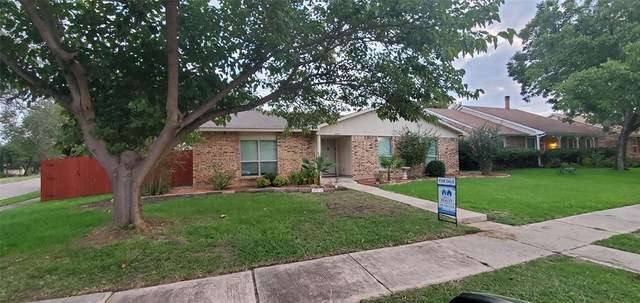 4400 Larner Street, The Colony, TX 75056 (MLS #14434215) :: The Daniel Team