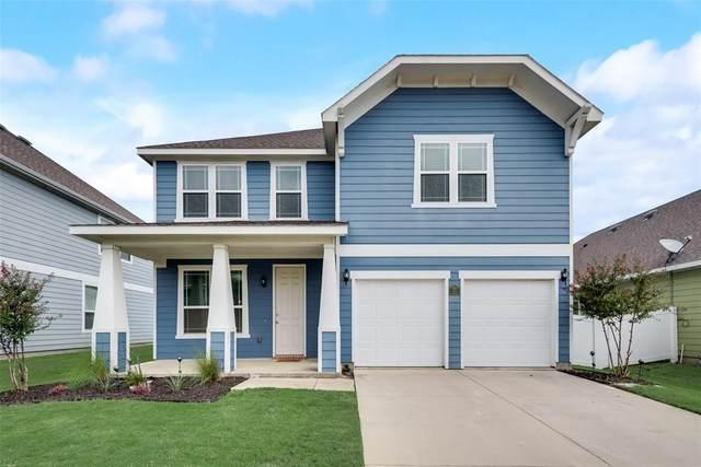 9133 Benevolent Court, Aubrey, TX 76227 (MLS #14434275) :: Real Estate By Design