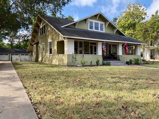 304 Corsicana Street, Hillsboro, TX 76645 (MLS #14434288) :: The Chad Smith Team