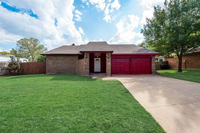 10041 Stoney Bridge Road, Fort Worth, TX 76108 (MLS #14434290) :: RE/MAX Landmark