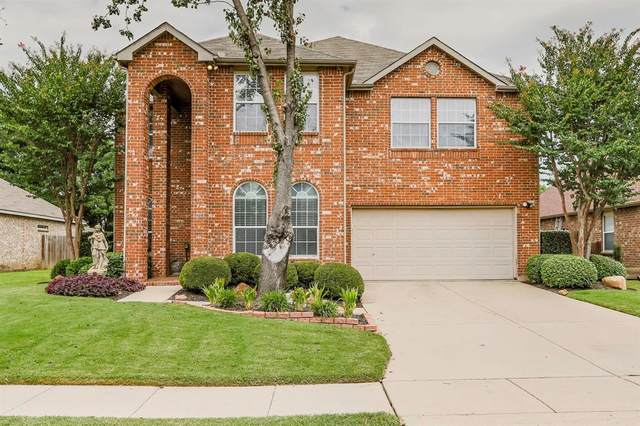 1913 Caddo Springs Drive, Fort Worth, TX 76247 (MLS #14434301) :: RE/MAX Landmark