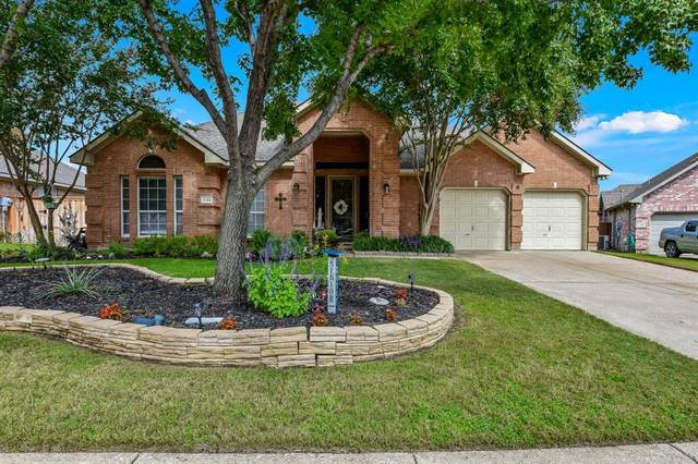 1132 Sugarberry Lane, Flower Mound, TX 75028 (MLS #14434328) :: Real Estate By Design