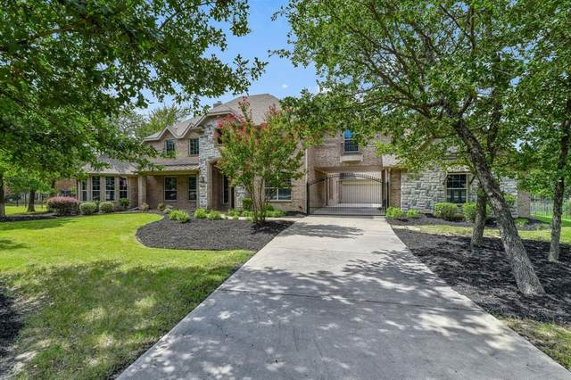210 Fox Trot Lane, Double Oak, TX 75077 (MLS #14434334) :: Trinity Premier Properties