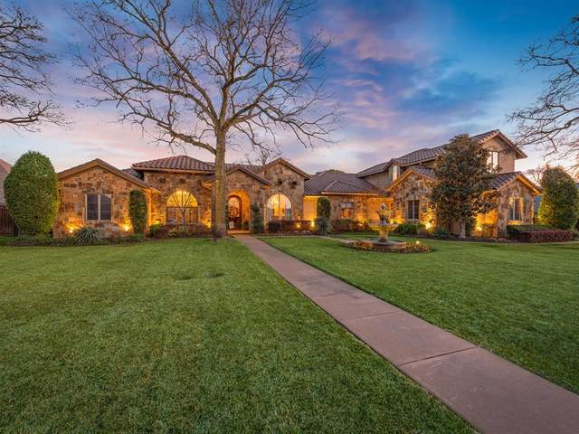 1013 W Murphy Road, Colleyville, TX 76034 (MLS #14434336) :: The Chad Smith Team
