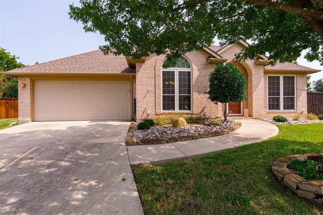112 Lakeside Drive, Trophy Club, TX 76262 (MLS #14434344) :: Bray Real Estate Group