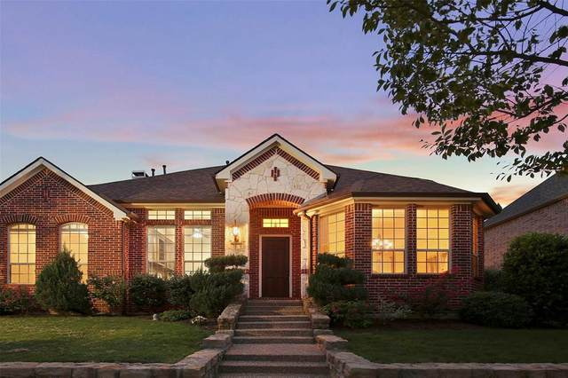 2116 Lancer Lane, Lewisville, TX 75056 (MLS #14434366) :: The Mitchell Group