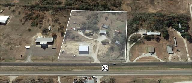 5570 Us 82 Highway, Gainesville, TX 76240 (MLS #14434374) :: The Kimberly Davis Group