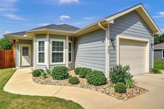 500 N Elliott Street, Sherman, TX 75090 (MLS #14434401) :: Keller Williams Realty