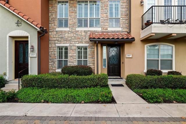 6807 Plaza Via, Irving, TX 75039 (MLS #14434421) :: The Daniel Team